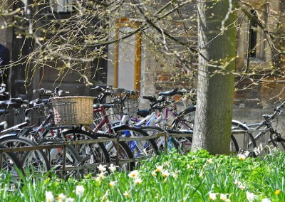 Cambridge Bicycles | Duke House | City Centre Boutique Bed and Breakfast | Duke House, Cambridge, UK