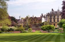 Clare College Cambridge