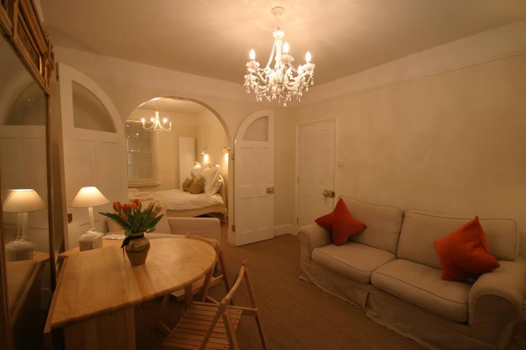 Duke Apartment Sitting Room | Duke House | City Centre Boutique Bed and Breakfast | Duke House, Cambridge, UK
