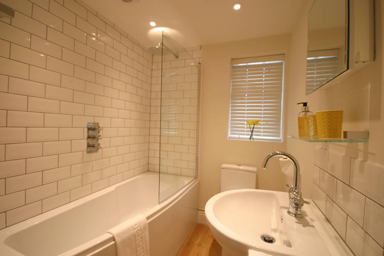 Duke Apartment - Bathroom | Duke House | City Centre Boutique Bed and Breakfast | Duke House, Cambridge, UK