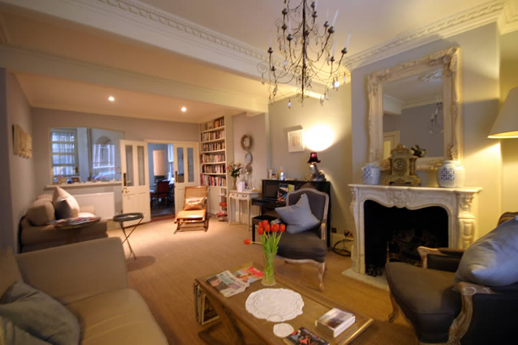 Duke House Sitting Room | Duke House | City Centre Boutique Bed and Breakfast | Duke House, Cambridge, UK