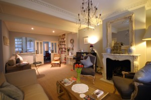 Duchess Sitting Room | Duke House | City Centre Boutique Bed and Breakfast | Duke House, Cambridge, UK